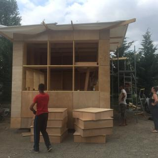 construction du prototype AbriT