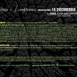Conférence Vincent Labbas, UKRONIE