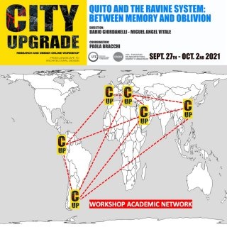 CITY UPGRADE Research and Design online workshop