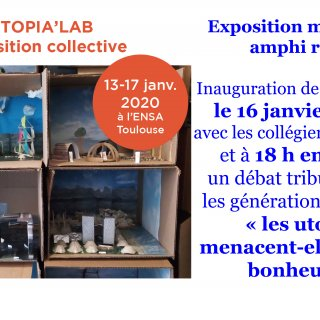 Exposition Utopia lab