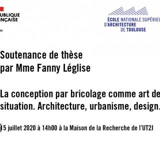 soutenance these Fanny Léglise