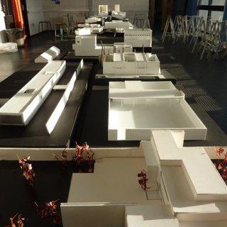 maquette expo