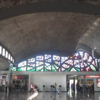 Structures laminaires dans le paysage de l'architecture colombienne du XXème