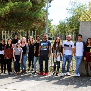 etudiants en mobilté 2019