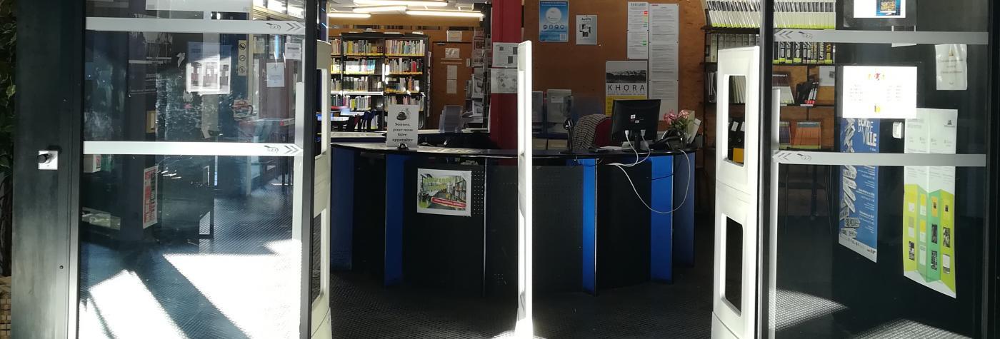 Bibliothèque 7