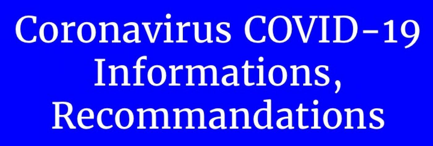 info coronavirus 19 gouvernement