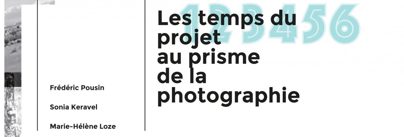 """couverture ouvrage """"les temps du projet"""""""