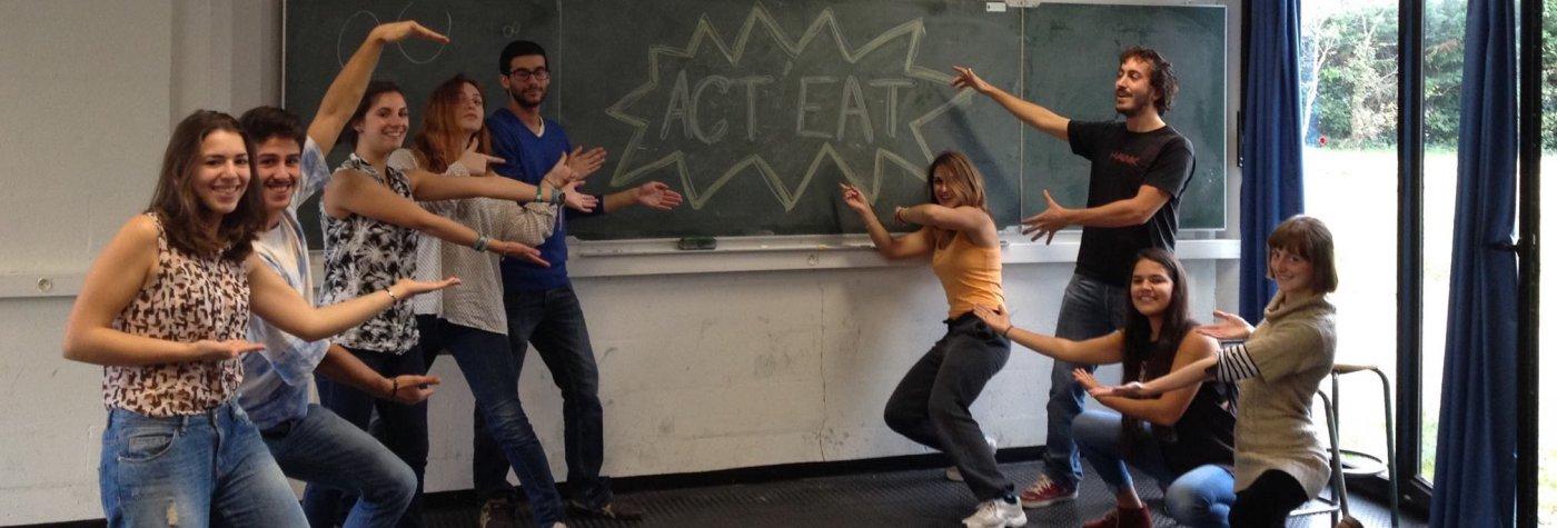 Act'eat association théâtre