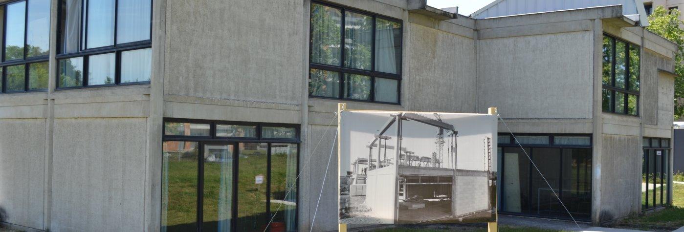 exposition histoire école Candilis
